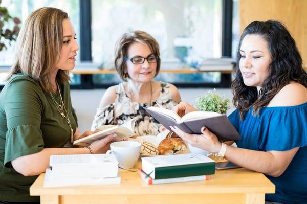 Employee book club