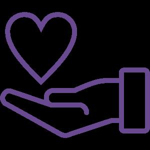 Non profit organization icon