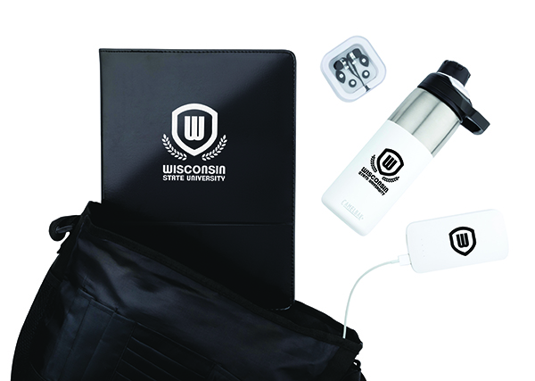 Technology promotional products for an event