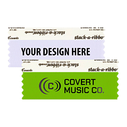 Give Attendees the Ability to Personalize Their Experience_ Add a pop of color and personality to your event by offering customizable ribbons they can adhere to their badge. A pre-made Ribbon Fun Pack is a great s