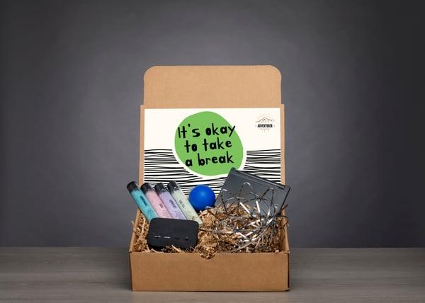 Recharge Employee Appreciation Gift Box
