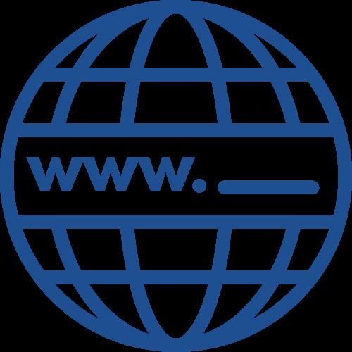 direct marketing icon - Short URL