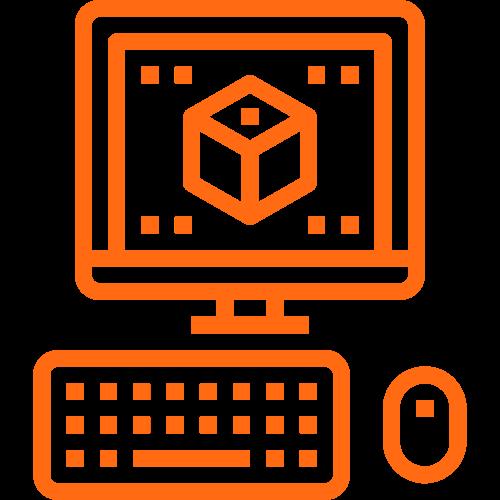 direct marketing icon - design-1
