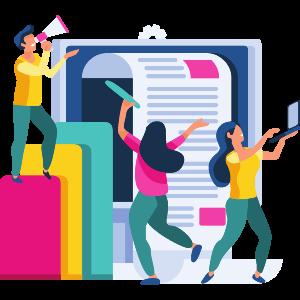 event planning team icon