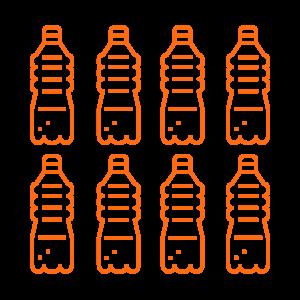 icon - plastic bottles