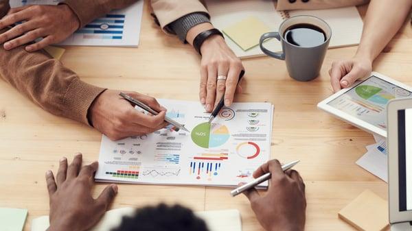marketing ROI and success metrics
